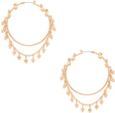 Samantha Wills Nightfall Hoop Earrings