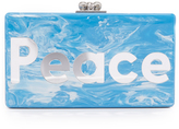 Edie Parker Jean Peace Love Clutch