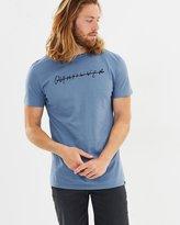 Quiksilver Mens Scripps T Shirt