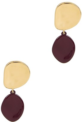 Jenny Bird Mithras 14kt Gold-dipped Drop Earrings