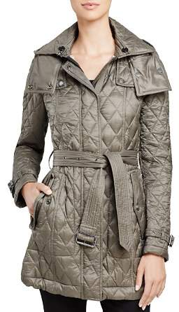 Burberry Finsbridge Quilted Coat
