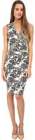 Just Cavalli Sleeveless Printed Dress Women's Dress