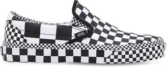 Vans Slip-on All Over Checkerboard Sneakers