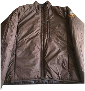 Stussy Brown Synthetic Jackets