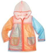 Billieblush Toddler's, Little Girl's & Girl's Multicolored Raincoat