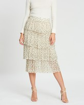 SIR the Label Isabella Tiered Skirt