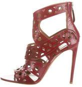 Alaia Lasercut Sandals