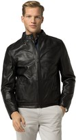 Tommy Hilfiger Tailored Collection Leather Jacket