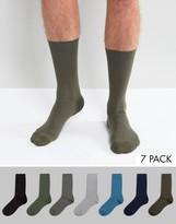 Asos Socks 7 Pack