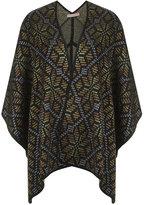 Cecilia Prado knitted shawl - women - Acrylic/Polyamide/Viscose - One Size