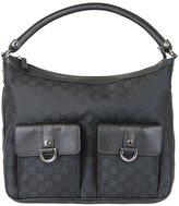 Gucci Abbey Hobo Nylon Purse Handbag 293581 1001