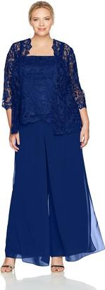 Emma Street Women's Size Lace Suit Combo Plus