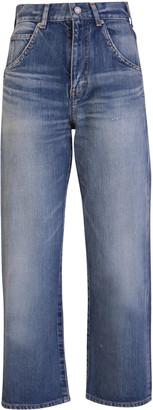 Saint Laurent 70s Denim Pants