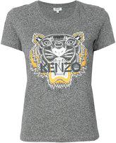 Kenzo Tiger T-shirt - women - Cotton - XS