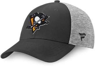 Fanatics Pittsburgh Penguins NHL Locker Room Participant Flex Cap