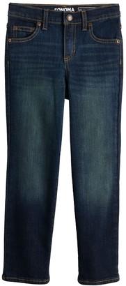 Sonoma Goods For Life Boys' 4-12 Relaxed Bootcut Jeans in Regular, Slim & Husky