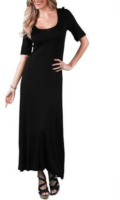 24/7 Comfort Apparel Women's Long Maxi Dress