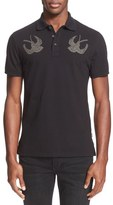 Just Cavalli Studded Sparrow Polo