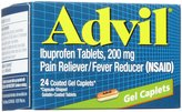 Advil Gel Caplets-24ct