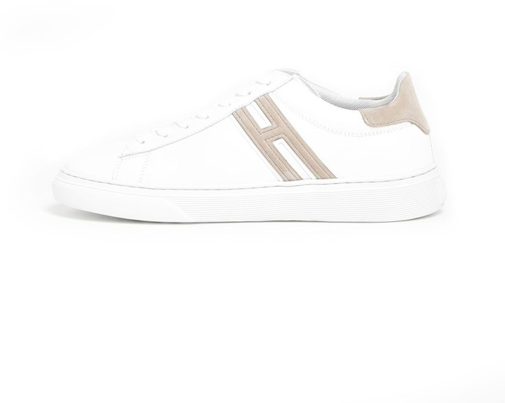 Hogan Sneakers H365 Bianche - ShopStyle