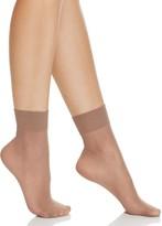 Hue Simply Skinny Sheer Socks