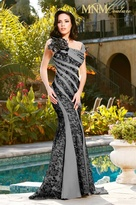 MNM COUTURE - JD005 in Silver