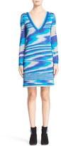 Missoni Women's Long Sleeve Knit Dress