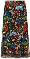 Valentino Watersong Skirt