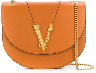 Versace Virtus saddle bag