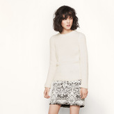 Maje Fluffy-knit jumper