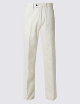 M&S Collection Regular Fit Chinos with StormwearTM