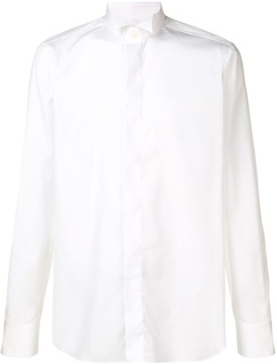 Alessandro Gherardi Wing Collar Dress Shirt