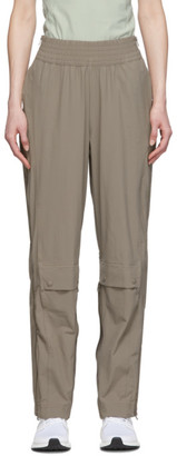 adidas by Stella McCartney Brown Performance Track Pants