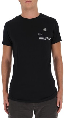 Philipp Plein Crewneck T-Shirt