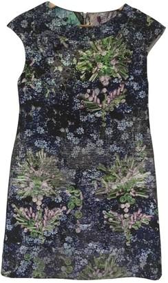 Mary Katrantzou Blue Synthetic Dresses