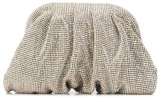 Benedetta Bruzziches Hinged Crystal Clutch