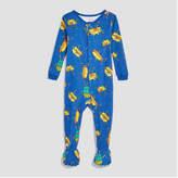 Joe Fresh Baby Boys' Long Sleeve Print Sleeper