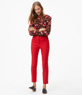 LOFT Tall Skinny Bi-Stretch Ankle Pants in Marisa Fit