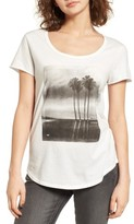 RVCA Women's Palm Reflection Graphic Tee