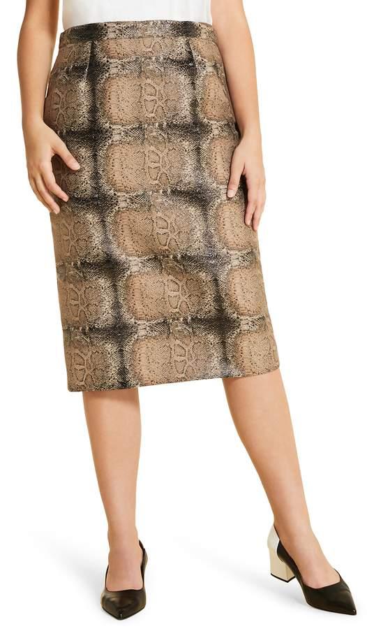 Casanova Pencil Skirt