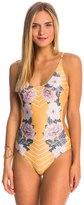 MinkPink Spread Like Wildflowers One Piece Swimsuit 8146702