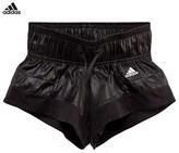 adidas Black Wardrobe Shorts