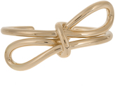 Balenciaga Bouclé-bow cuff
