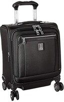 Travelpro Platinum(r) Elite - Carry-On Spinner Tote (Shadow Black) Luggage