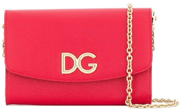 Dolce & Gabbana crossbody wallet bag