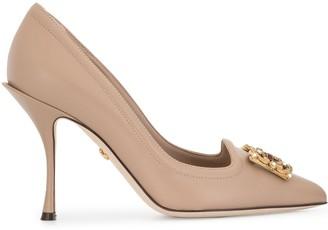 Dolce & Gabbana Amore 90mm pumps