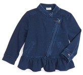 Splendid Infant Girl's Indigo Denim Jacket