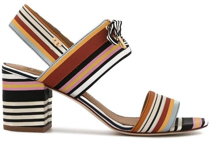 Tory Burch Graham striped sandals