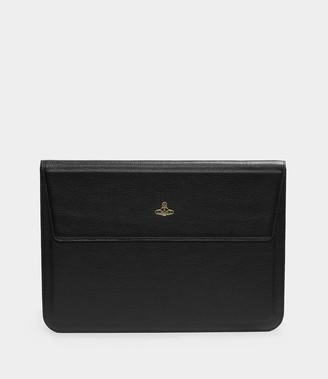 Vivienne Westwood Macbook Case 13 Black