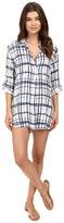 Brigitte Bailey Jade Roll Up Sleeve Shirtdress
